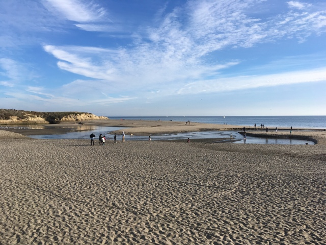 Santa Cruz - Plage - Californie - USA