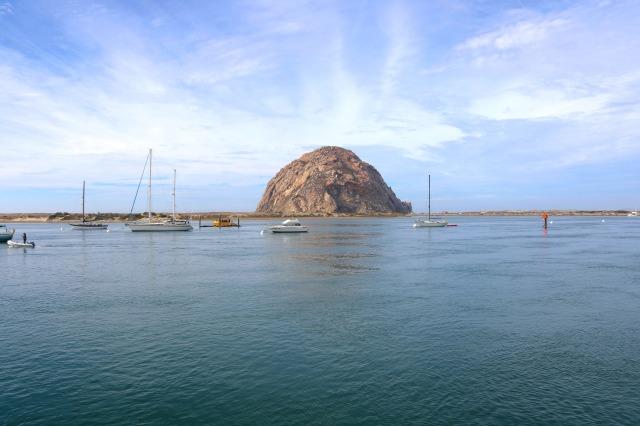 Morro Bay - Rocher - Californie - USA
