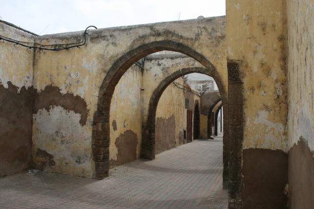 Maroc - Casablanca - quartier des Habous