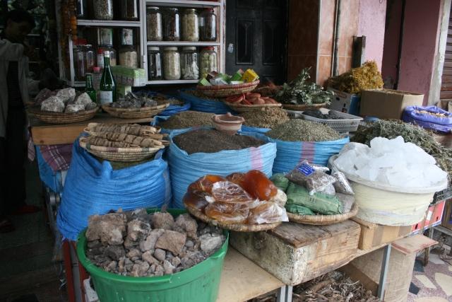 Maroc - Casablanca - marché