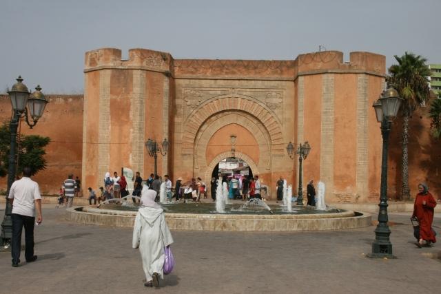 Maroc - Rabat - ruelles