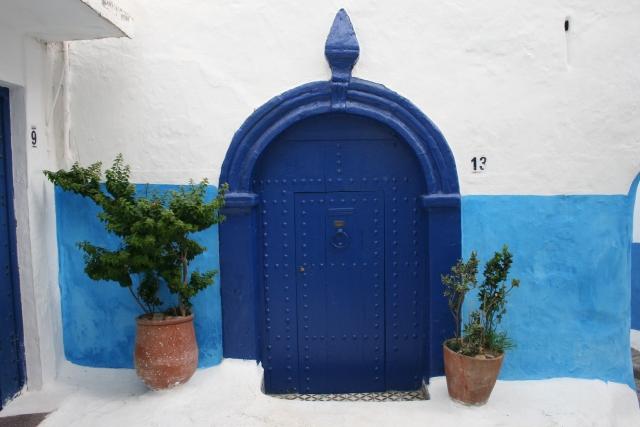 Maroc - Rabat - Kasbah des Oudayas