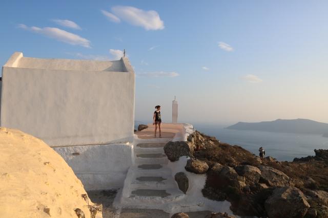 Rando Fira à Oia - Santorini - Grèce