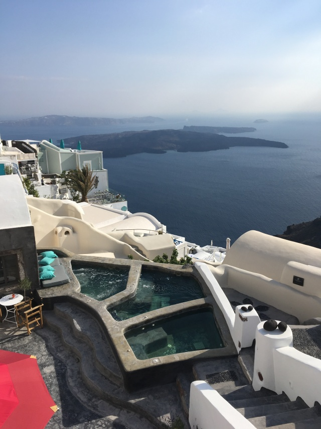Fira - Santorini - Grèce