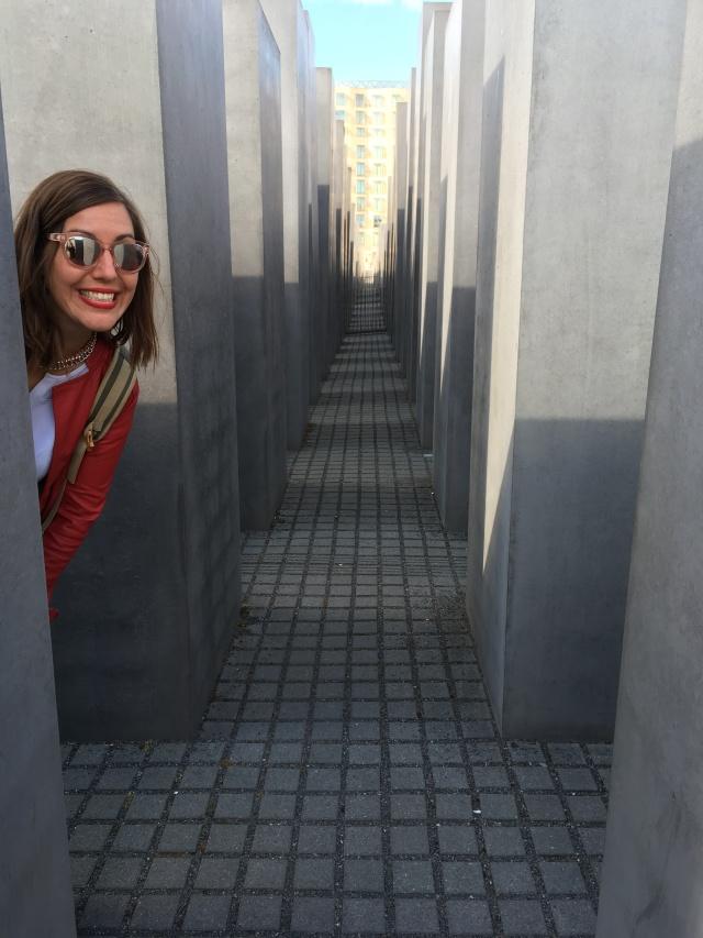 Memorial Juifs - Berlin - Allemagne