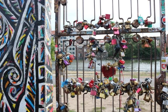 Berlin - East Side Gallery - Mur de Berlin - Allemagne