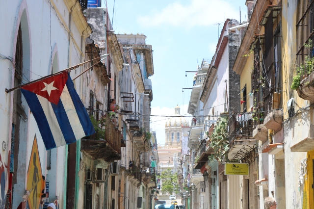 La Havane - Cuba - Vieja Habana - el Capitolio