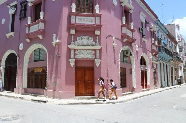 La Havane - Cuba - Vieja Havana