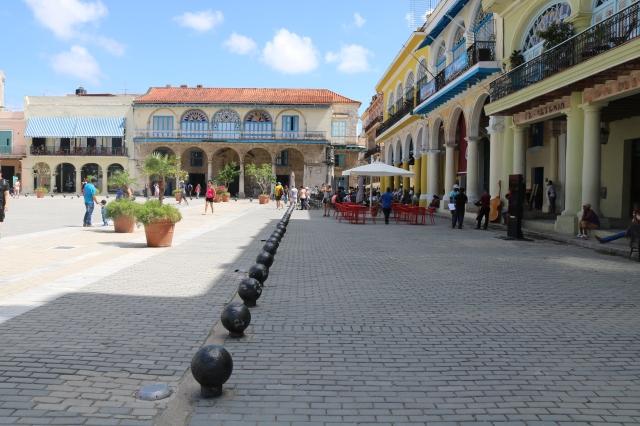 La Havane - Cuba - La Habana Vieja
