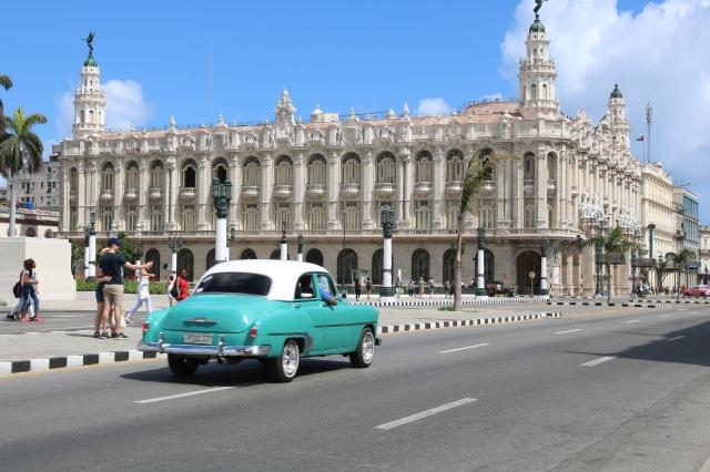 La Havane - Cuba - La Habana Vieja - Opera