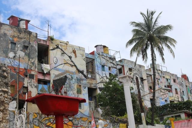 La Havane - Cuba - Centro Habana - Callejon de Hamel