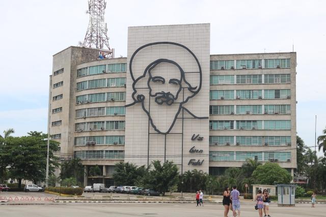 La Havane - Cuba - plaza de la revolucion