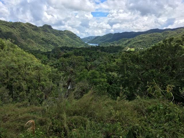 El Nicho - Parque nacional Topes de Collante - cascada