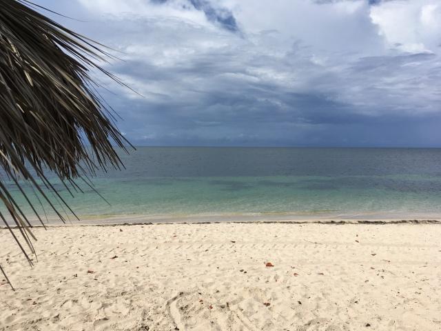 Trinidad - Ancon bach - Cuba